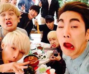 derp, korean, and kpop image
