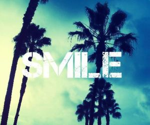 smile and summer image