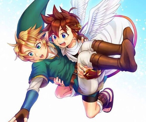 link and pit image
