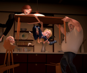 disney and The Incredibles image