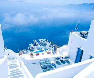 Greece, blue, and sea image