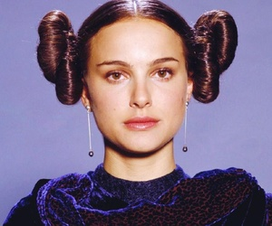 star wars, natalie portman, and padme amidala image