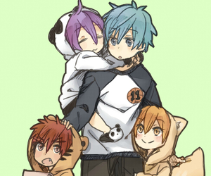 anime, kawaii, and kise ryota image