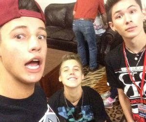 magcon, cameron dallas, and carter reynolds image