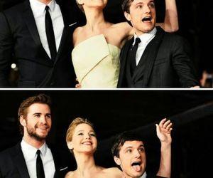 Jennifer Lawrence, the hunger games, and katniss image