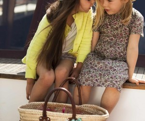 children, fashion, and girl image