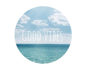 good, vibes, and love image