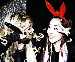 2ne1, asian, and CL image