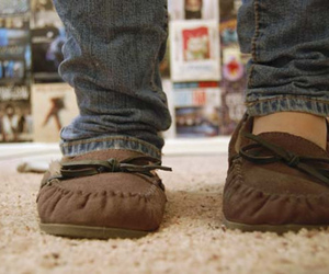 shoes, girl, and brown image