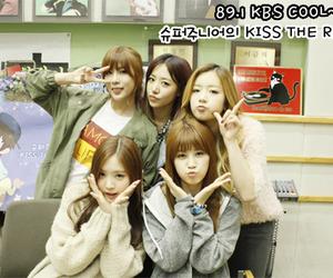 hayoung, bomi, and naeun image