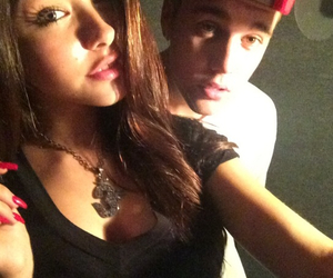 justin bieber, madison beer, and justinbieber image