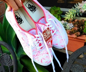 vans and pink image