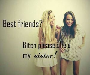 best friends, forever, and sister image