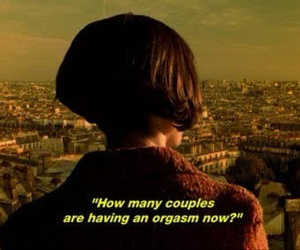 amelie, girl, and movie image