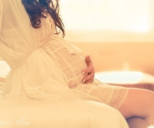 pregnant, baby, and pregnancy image