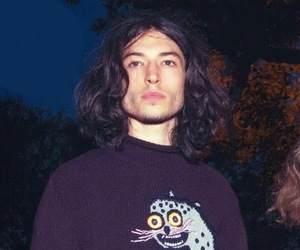 ezra miller and hair image