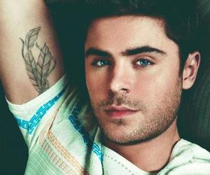 efron, handsome, and zac image