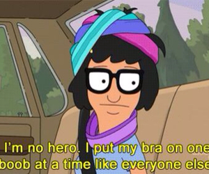 bobs burgers, bra, and funny image