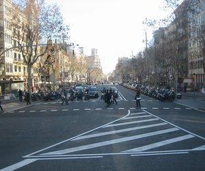 Barcelona, street, and cute image
