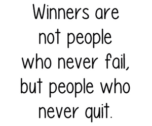 quotes, winner, and fail image