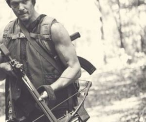 follow, norman reedus, and is hot image