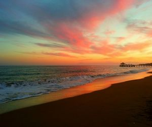 amazing, beach, and colourful image
