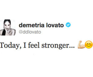 demi lovato, strong, and demi image