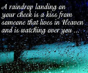 heaven, kiss, and quote image