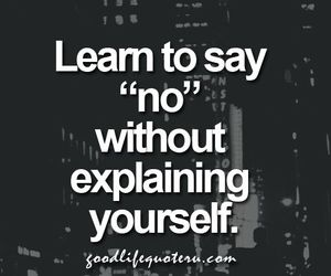 quotes, no, and learn image