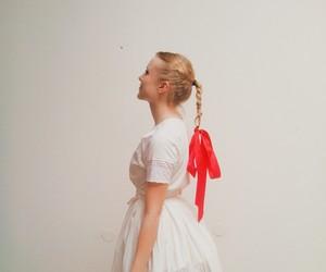 folk, girl, and slovakia image