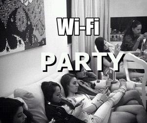 wi fi party image