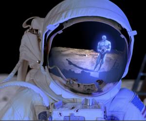 astronaut, watchmen, and dr. manhattan image
