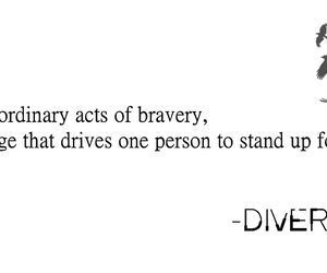 quotes and divergent image