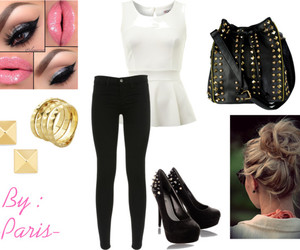 6e2dd426bbd4 26 images about Polyvore on We Heart It | See more about outfit ...
