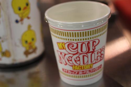 cup noodle, noodle, and japan image