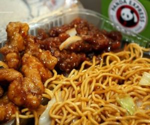 food, chinese food, and noodles image