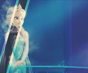 elsa and frozen image