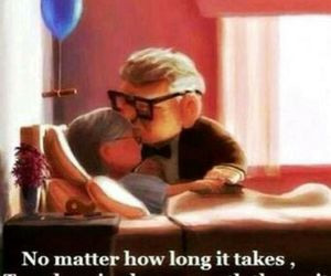 disney, quote, and up image