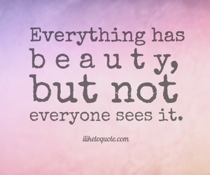 beauty and quotes image