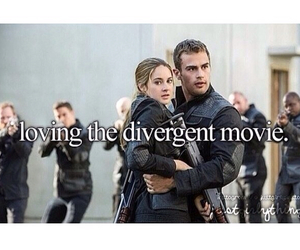 movie, divergent, and justgirlythings image