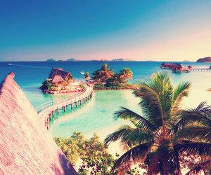 beautiful, Island, and sea image