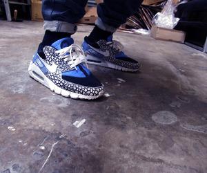 air max, shoes, and huf image
