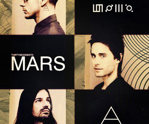 30 seconds to mars, jared, and shannon image