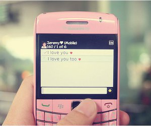 black berry, boy, and love image