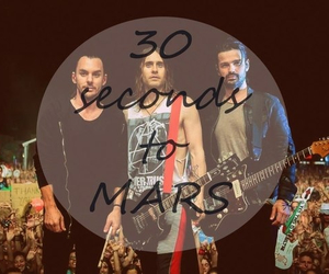 30 seconds to mars, shannon leto, and tomislav milicevic image