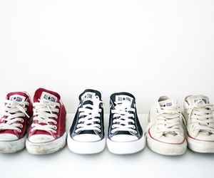 all stars, boy, and converse image