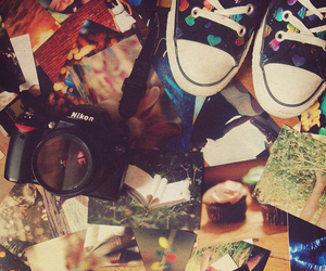 camera, photography, and converse image
