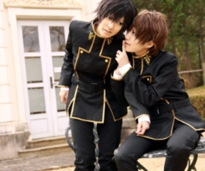 code geass, lelouch, and cosplay image