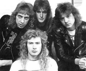 megadeth and dave mustaine image