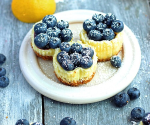 food, sweet, and blueberry image